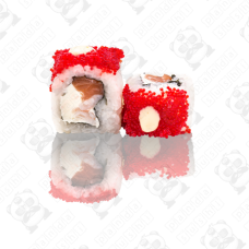 Red Tobiko Maki 8+8 gb.